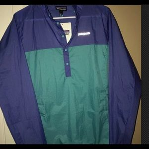 Patagonia Houdini Pullover women's size Large NEW